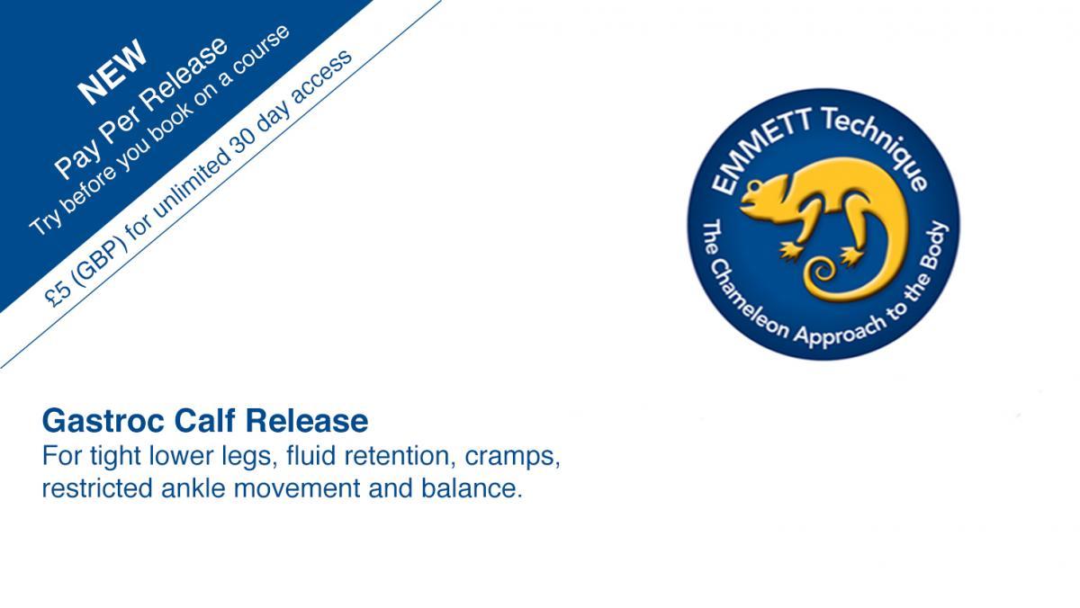 Gastroc Calf Release